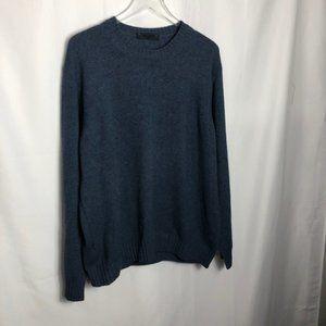 DALMINE Men's Cashmere blend sweater size xl 0178